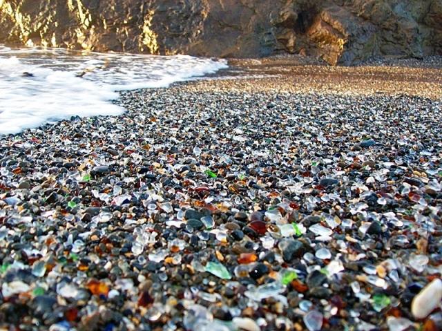 Кольоровий пляж