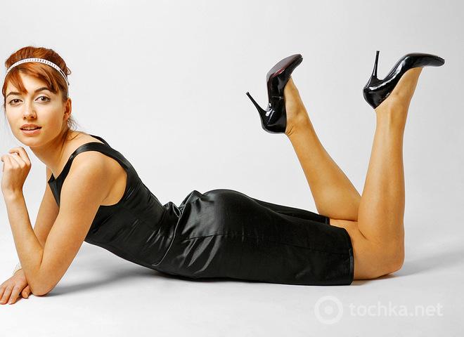 З чим носити маленьке чорне плаття?
