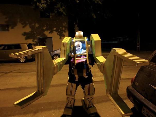 11 лучших детских костюмов на Хэллоуин