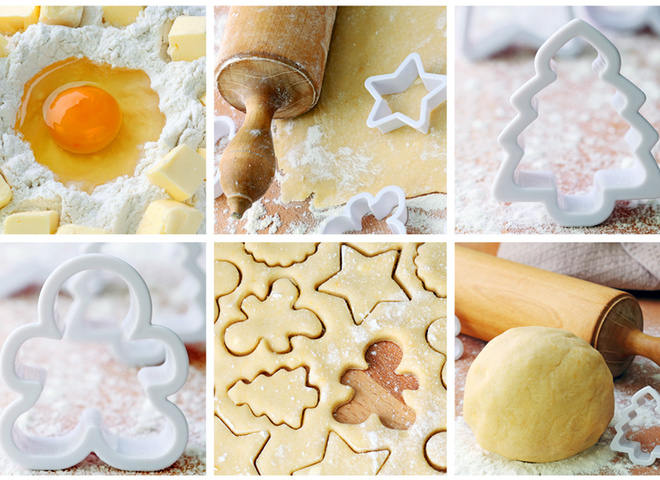 рецепт песочного печеньязабава с фото