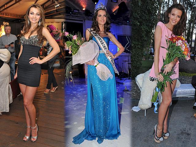 Победительницы конкурса Мисс Украина