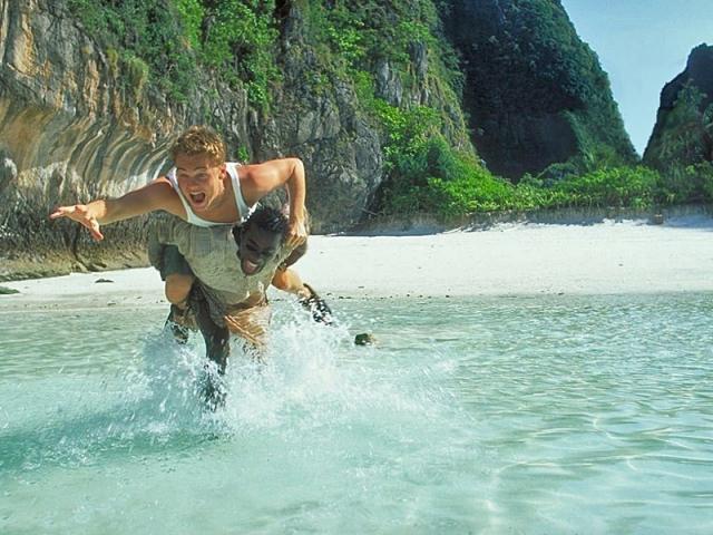Пляж Майа Бей: тут знімали фільм Пляж