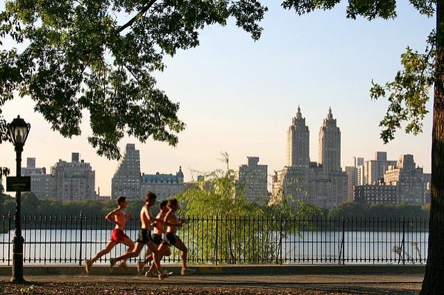 Где встретить принца: принц Бельгии Амедео, Central Park, Нью-Йорк