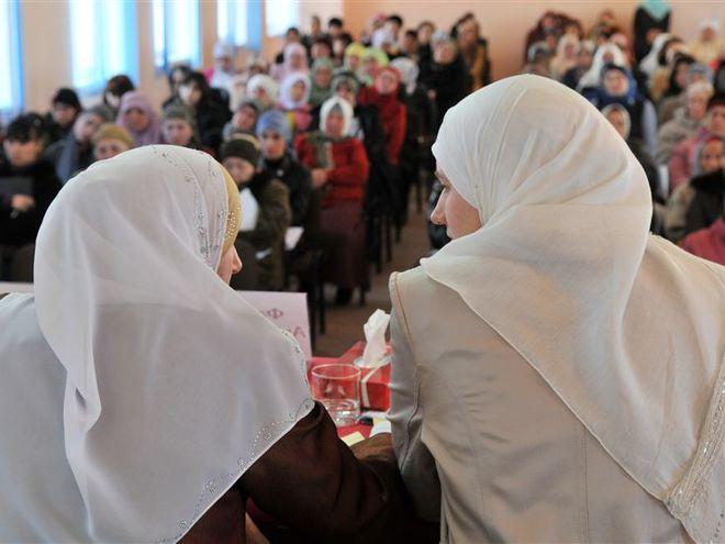Знакомства Мусульманок Из Крыма В