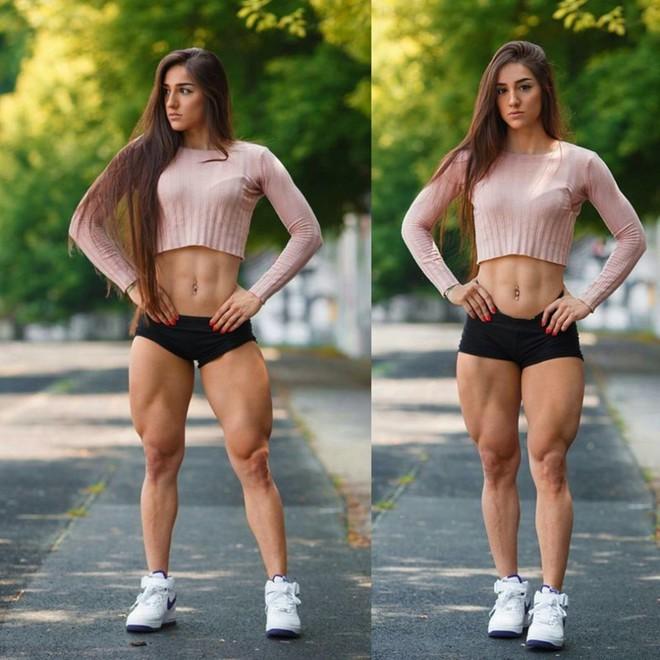 Бахар Набиева и мега ноги
