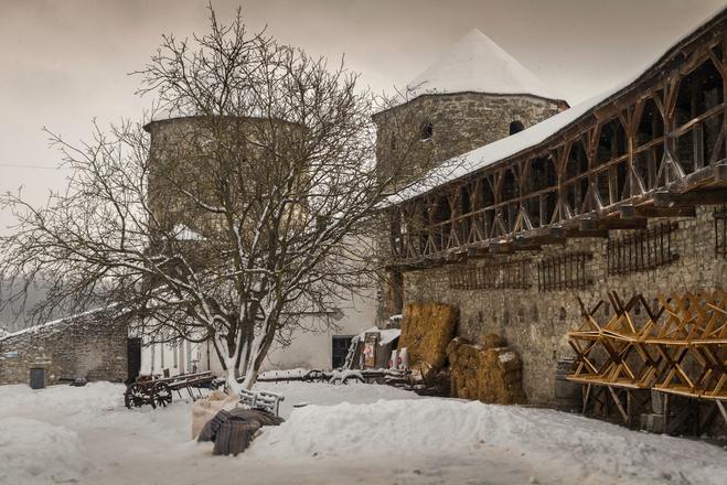 Зимовий відпочинок 2018: ТОП-5 бюджетних місць в Україні
