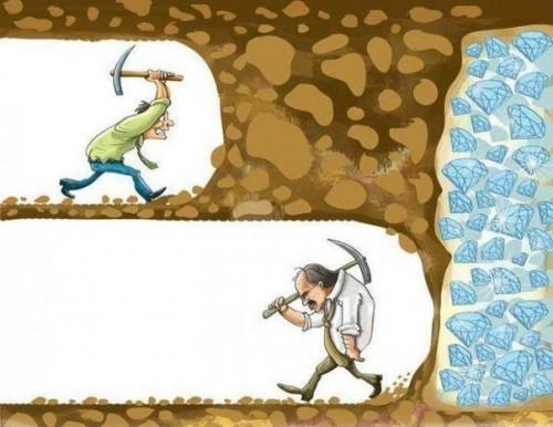 Никогда не сдавайтесь