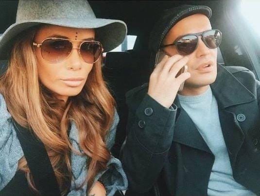 Олексій Долматов і Айза Анохіна