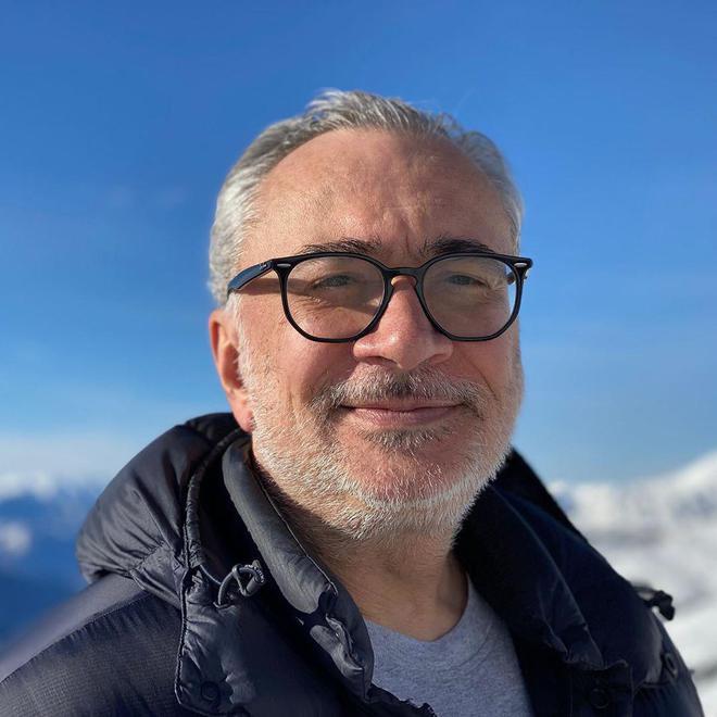 Константин Меладзе на отдыхе в Италии