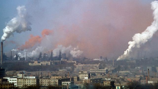 Названы 5 самых загрязнённых городов мира