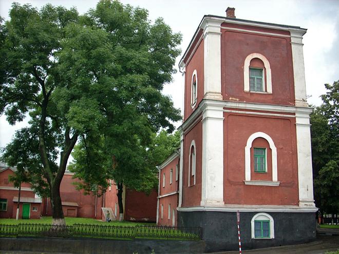 Володимир Волинський, визначні пам'ятки: Домініканський монастир