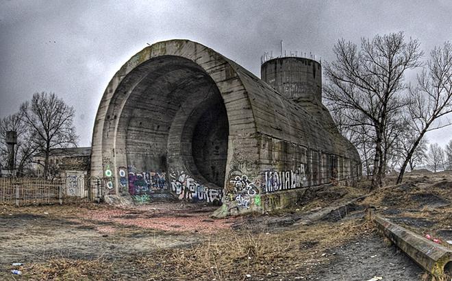 Военный туризм: Тоннели под Днепром, Киев