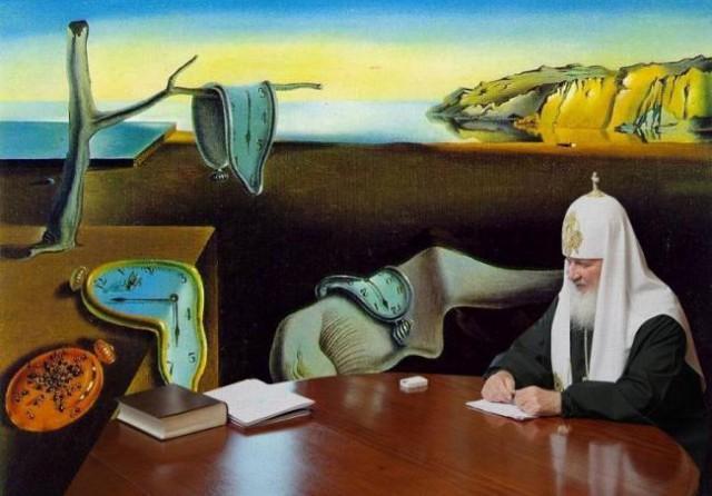 Приколы про Патриарха Кирилла