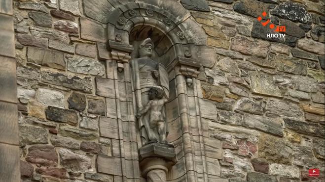 Замок Эдинбурга