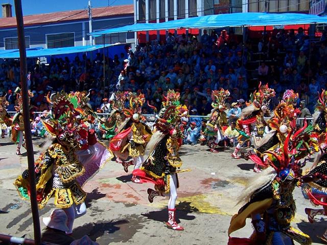 Фестивалі лютого: Карнавал Оруро - Болівія