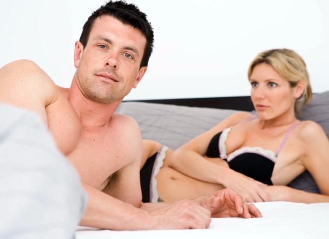 Мужчины комплексуют из-за женщин