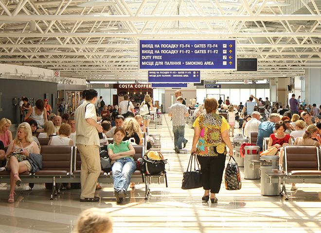 Найгірші аеропорти світу: Аеропорт Kiev Boryspil фото