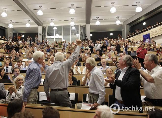 Семинар ЦЕРН в Женеве