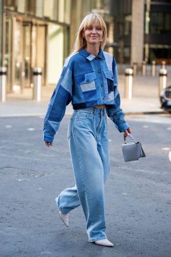 Новомодні тренди джинсів 2021-2022