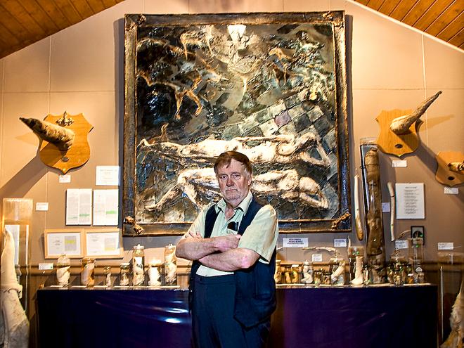 Музей фалосов - Исландия