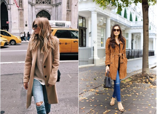 Пальто на осінь 2018