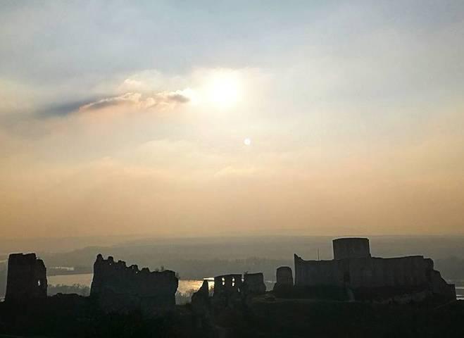 Во Франции продают замок, где умер Ричард Львиное Сердце