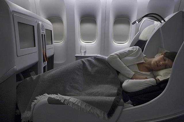 Шопінг в Парижі: Бізнес-клас компанії Air France