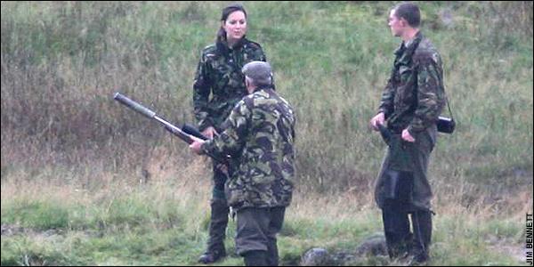 Кейт Миддлтон удивила необычным увлечением: герцогиня любит охотиться