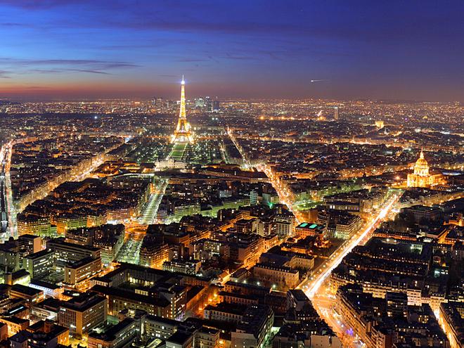 Достопримечательности Парижа за 48 часов