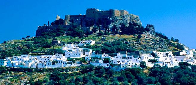 Острова Греции: Родос
