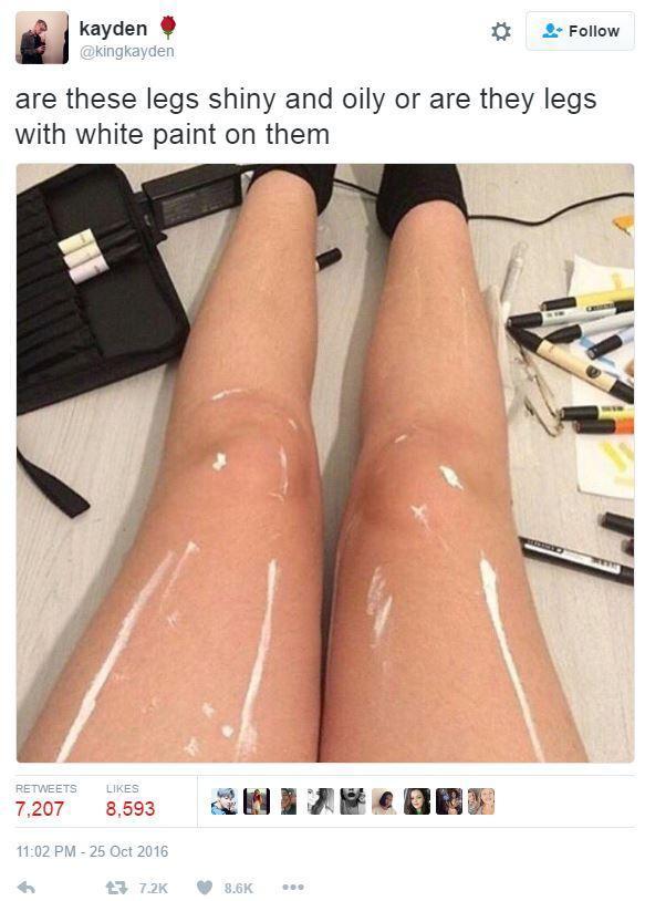 Масло или краска