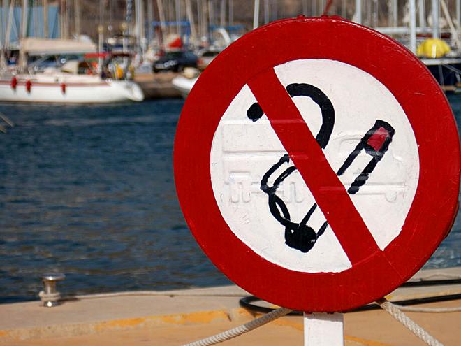 ТОП-5 країн, де краще не з'являтися з сигаретою: Іспанія