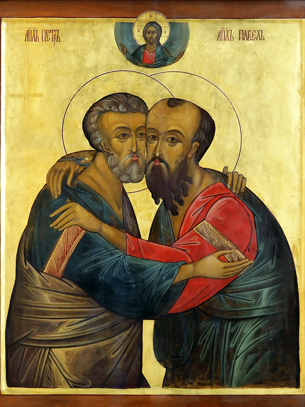 Праздник Петра и Павла 2016