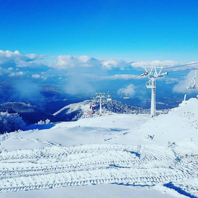 Де покататися на лижах в Туреччині