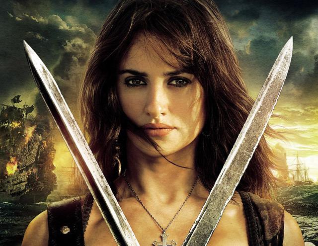 Сестры Круз - главные пиратки Голливуда