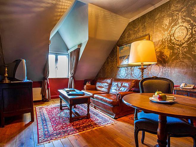 Романтические отели Европы: Hotel Die Swaene, Bruges