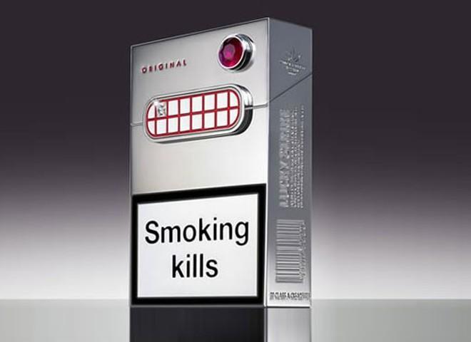 Американцы предлагают драгоценные сигареты