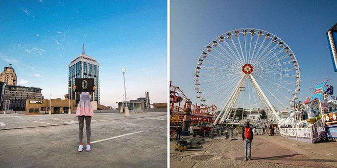 Как бросить работу и отправиться путешествовать: история пары из Южной Африки