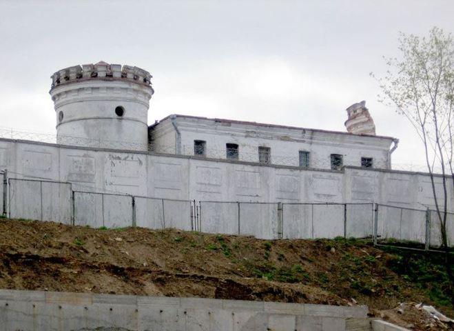 Визначні місця Мінська. Піщаловскій замок - в'язниця