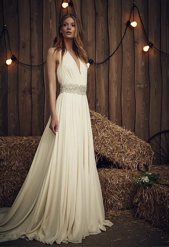 Модні весільні сукні Jenny Packham 2017