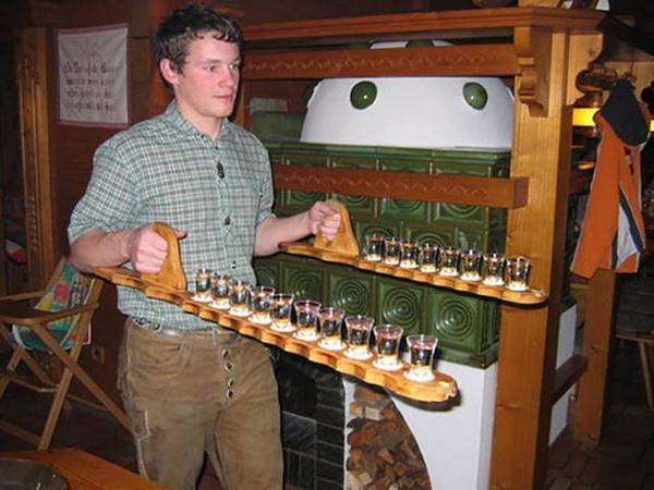 Официанты 80 лвл