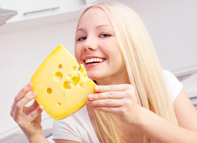 Обирай сир нежирних сортів