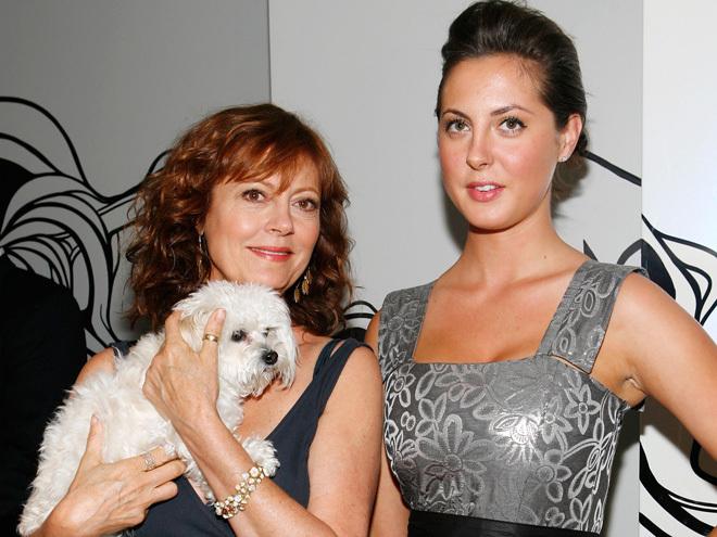 Акторка Сьюзан Сарандон і її дочка – акторка Єва Амуррі