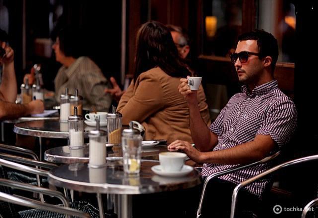 Куди поїхати істинним кавоманам: Рим, Італія