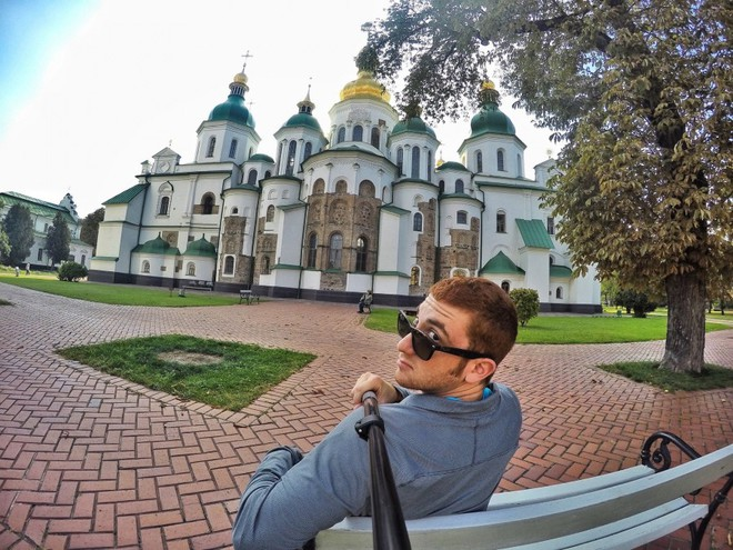 Киев глазами иностранца: блогер назвал 10 причин для визита в столицу Украины