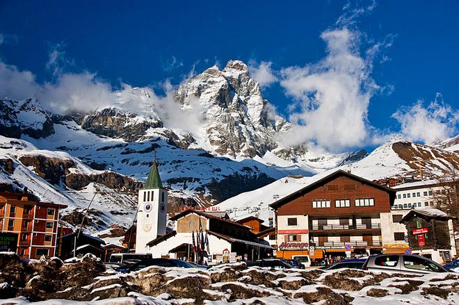 Гірськолижні курорти Італії: Червінія