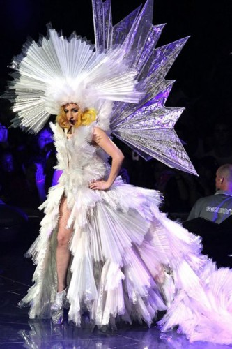 Гардероб Леди Гага
