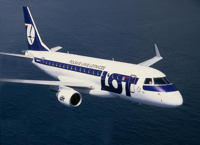 Авіакомпанія LOT