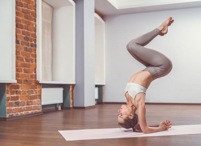 Додатки для йоги вдома