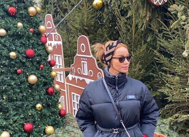 Виктория Батуи на отдыхе в Европе